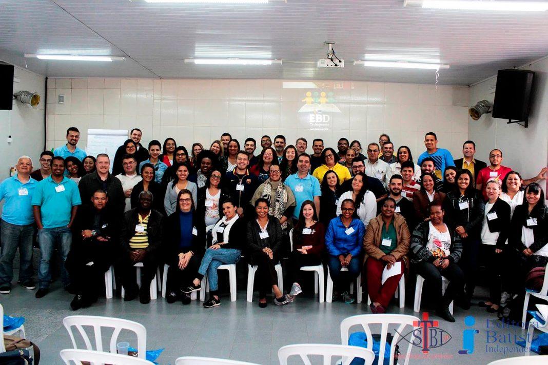 Curso de Capacitação de Professores e Líderes de Escola Bíblica